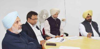 Punjab Agri Societies