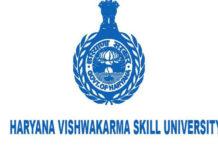 HARYANA VISHWAKARMA SKILL UNIVERSITY