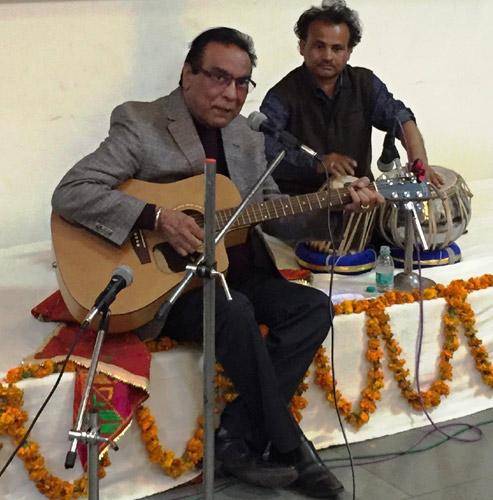 LITERARY SONGS IN KALA BHAWAN