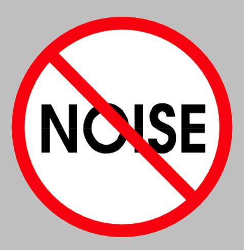 No Noise Pollution