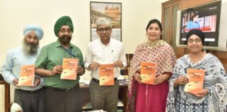 RELEASES BOOK ON RESEARCH ADVANCEMENTS