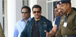 Salman Khan in Jail