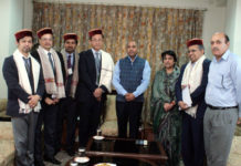 ADB TEAM HOLDS DISCUSSION WITH CM