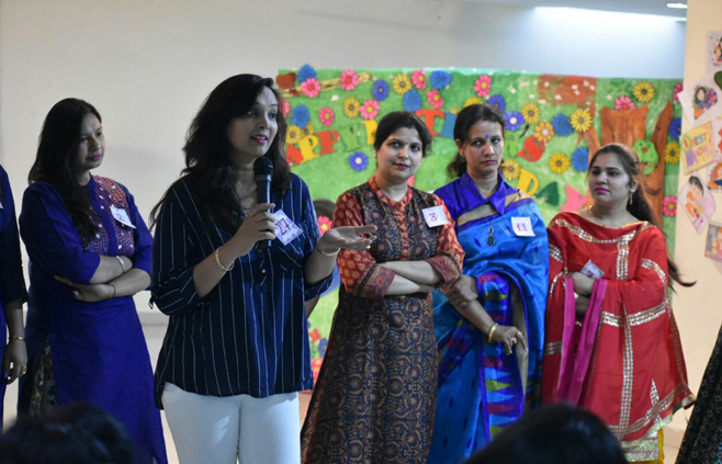 BRILLIANCE SCHOOL OBSERVES MOTHERS DAY