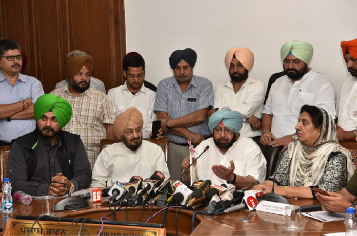 PUNJAB CM ANNOUNCES 6-MEMBER OVERSIGHT COMMITTEE TO EXAMINE HISTORY SYLLABUS