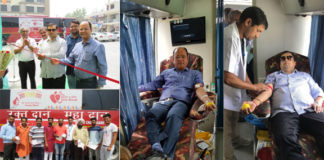 Blood Donation Camp by Rock And Storm Group