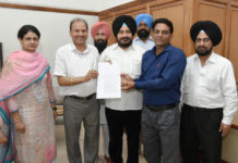 DHARAMSOT DIRECTS TO SPEED UP PROCESS OF CASED OF COMPASSIONATE GROUNDS