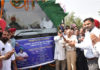 DOORSTEP CANCER DETECTION VAN FOR EARLY DIAGNOSE OF DISEASE AMONGST WOMEN