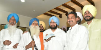 PUNJAB CM ANNOUNCES COMPENSATION FOR THE REMAINING 324 JODHPUR DETENUES WHO DID NOT GO TO COURT