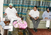 PUNJAB CM DIRECTS IMMEDIATE RELEASE OF RS.80 CR FOR SCHOOL EDUCATION DEPT.