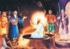 SRI GURU ARJAN DEV JI ON MARTYRDOM ANNIVERSARY