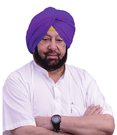 STOP POLITICISING INDIAN ARMY OVER SURGICAL STRIKES CAPT AMARINDER TO CENTRE