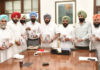 CM RELEASES BOOK BY IPS OFFICER GURPREET SINGH TOOR ON EXPERIENCES WITH DRUG ADDICTS
