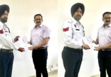 Punjab Police to honour traffic cops showing exemplary zeal during duty