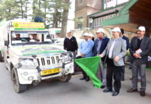 Chief Secretary launches forest fire safety campaign