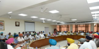 ENSURE TIMELY DELIVERY OF SUBSIDIZED IMPLEMENTS OR FACE ACTION- PANNU TO AGRICULTURE OFFICERS