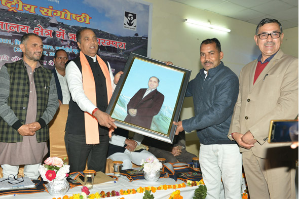 Himachal Pradesh was blessed to have been chosen as the Tapobhoomi