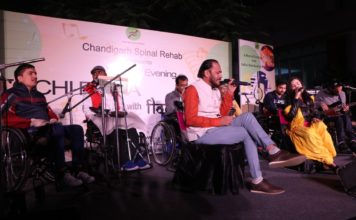 Soul Stirring performance leaves audience spellbound