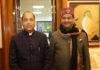 Chief Minister Jai Ram Thakur called on Lok Sabha Speaker Om Birla