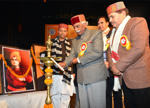Governor Bandaru Dattatraya urges youth to make Himachal drug free