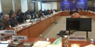 Industries Minister requests for Rs. 1400 crore financial outlay in the upcoming budget 2020-21