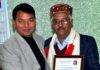 Senior Editor Vinod Bhardwaj retires from government service