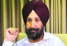 Senior Journalist Shingara Singh Bhullar