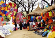 34th Surajkund Mela