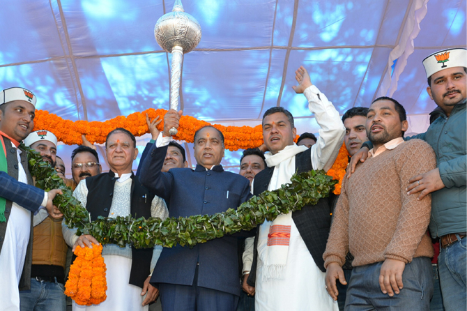CM announces to open modern ITI at Baroti in Dharampur area
