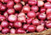 Civil Supplies Corporation selling onion at rate of Rs. 64 per kg