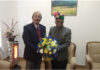 Director PGI Chandigarh calls on Governor