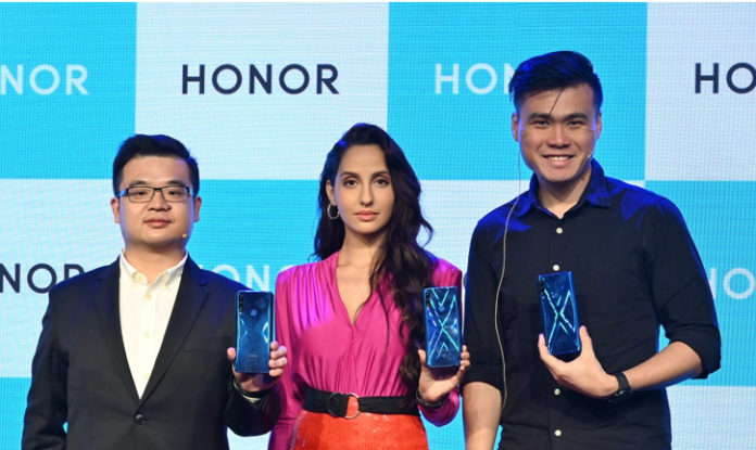 HONOR India launches its first pop-up camera smartphone HONOR 9X
