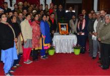 Himachal Governor paid tribute to Netaji on his birth anniversary