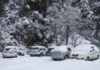 Kullu-Manali highway blocked due to heavy snow in region