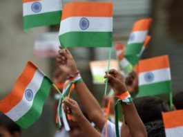 People urged not to use National Flags made of plastic