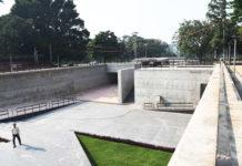 Rose Garden Sector 17 underpass opens today