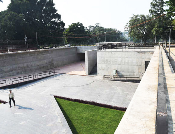 Rose Garden Sector 17 underpass opens today
