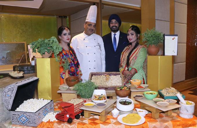 Taj Chandigarh begins the New Year with its Lohri Feast