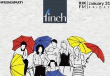 The Finch premium bar and restaurant