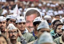1 million people have joined Aam Aadmi Party in 24 hours since Delhi victory