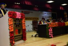 CM Jai Ram Thakur attends convocation function of Chandigarh University