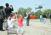 Chopper ride to cost Rs 1,700, lowest ever