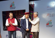 Fashion Show on Unforgettable Himachal Theme in Surajkund Craft Fair