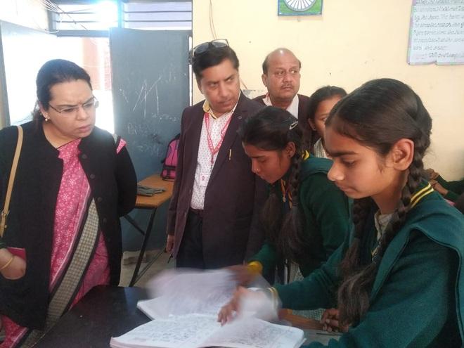 Haryana government schools host mega PTM Ahead of board exam