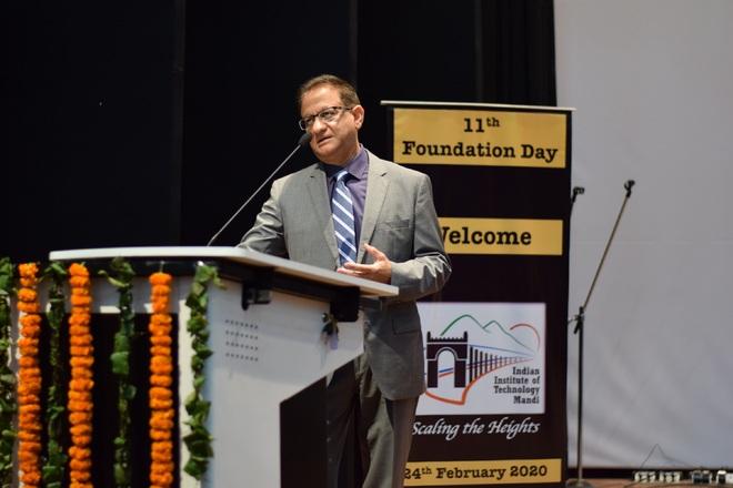 IIT-Mandi celebrates 11th foundation day