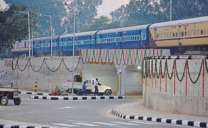 Mani Majra declare Sector 13 of Chandigarh