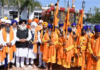3 day Hola Mohalla begins at Anandpur Sahib