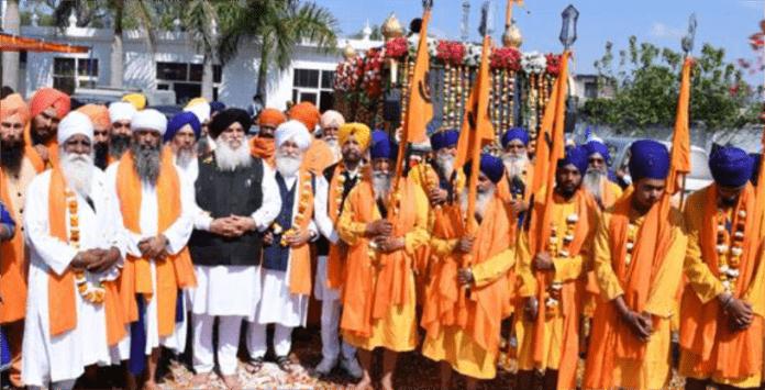 3 day Hola Mohalla begins at Anandpur Sahib
