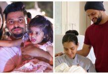 Suresh Raina 2nd child birth