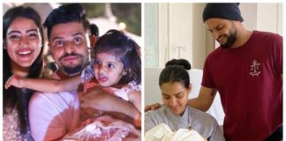 Suresh Raina 2nd child birth